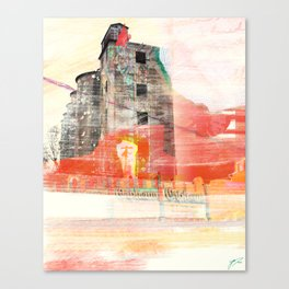 Oh the Remnants Canvas Print
