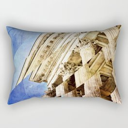 Pieces of Empire Deconstructed Rectangular Pillow