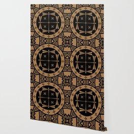 Ancestors (Black Brown) Wallpaper