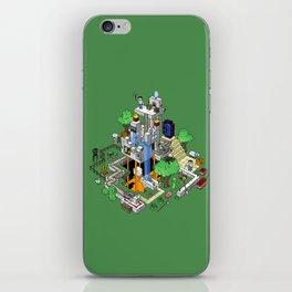 Mine City iPhone Skin