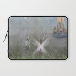 There's Magic in the Air Laptop Sleeve