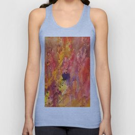 Abstract No. 253 Unisex Tank Top