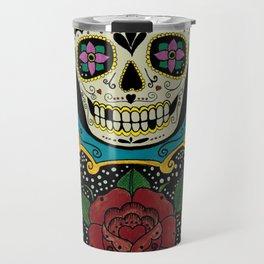 Mexican Matryoshka Travel Mug