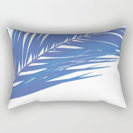 PALM BLUES Rectangular Pillow