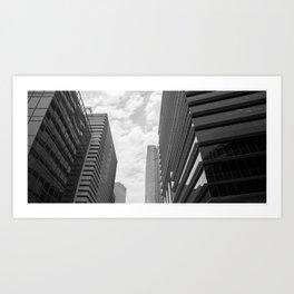 City #02 Art Print
