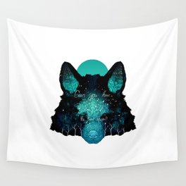 Can You Hear the Forest Whisper? Wall Tapestry