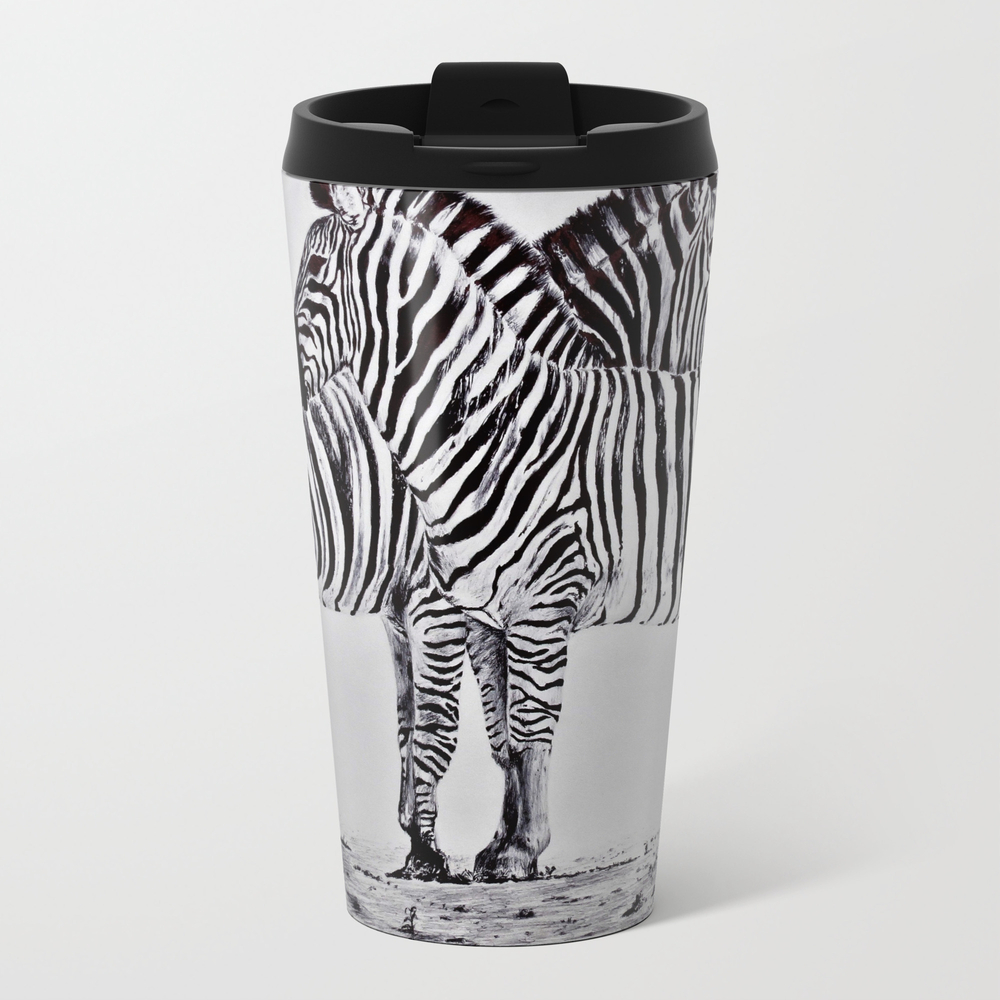African Zebras Travel Cup TRM7682105