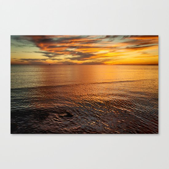 Every Moment Matters Canvas Print