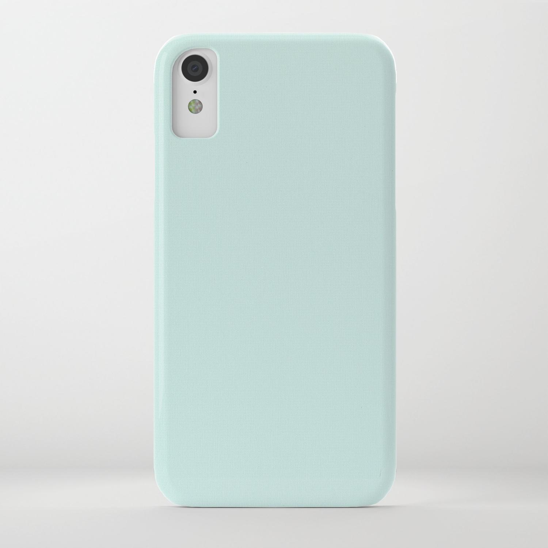 new concept 1143c d2688 Pastel Blue Art iPhone Case