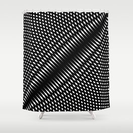 Big Mouth (min31) Shower Curtain