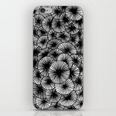 Pinwheels iPhone & iPod Skin