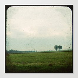 Pastoral Poetry Canvas Print