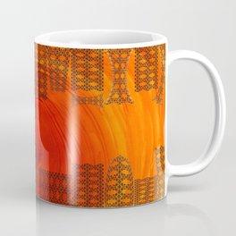 City in a morning Coffee Mug