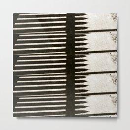 Picket Line Metal Print