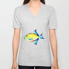 Esperimentoza - gorgeous fish Unisex V-Neck