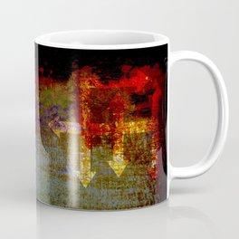 Abstract Figurehead Coffee Mug