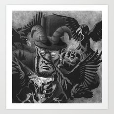 The Murder of Lincoln   Bioshock Infinite Art Print