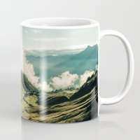 wander Mugs featuring Wander by StayWild