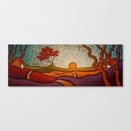 Traveler/ GC Myers Canvas Print
