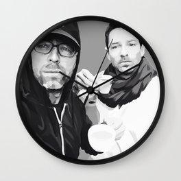 Cup of tea... Wall Clock