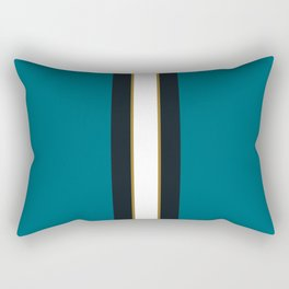 Jacksonville Football Rectangular Pillow