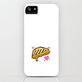 You Make Me Melt Play on Words T-Shirt iPhone Case