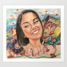 AlexisDrew Art Print