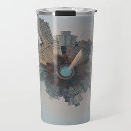 A Small World in New York City Travel Mug
