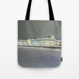 Sankt Petersburg Winterpalast Tote Bag