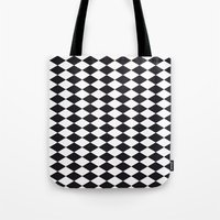 bread Tote Bags featuring Bread by Lascary