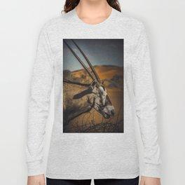 Oryx Antilope Long Sleeve T-shirt