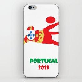 Portugal2 iPhone Skin