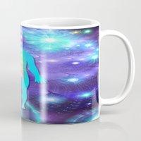 chakra Mugs featuring Chakra Universe by NatalieCatLee