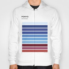 The colors of - Ponyo Hoody