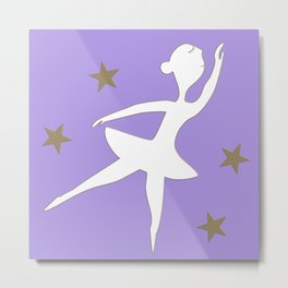 Dancing with the stars Metal Print
