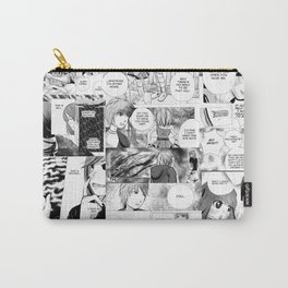 Remote Angel Manga Carry-All Pouch