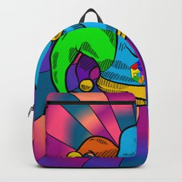 Endless Jester Backpack