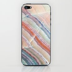 Pastel Onyx Marble iPhone & iPod Skin