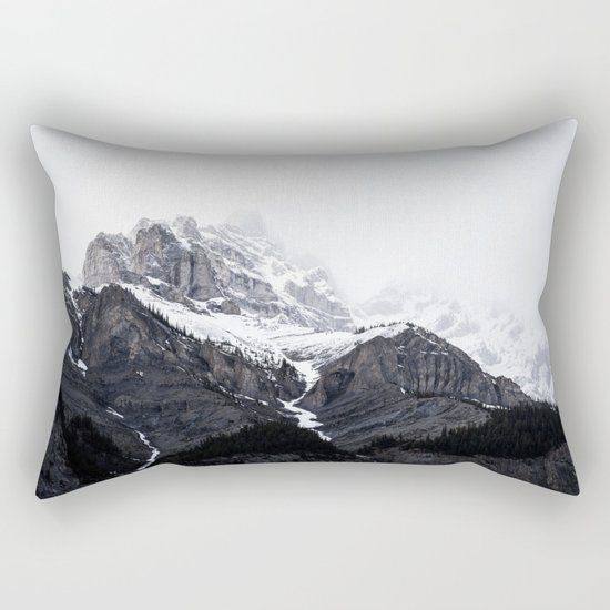 song of the mountains Rectangular Pillow