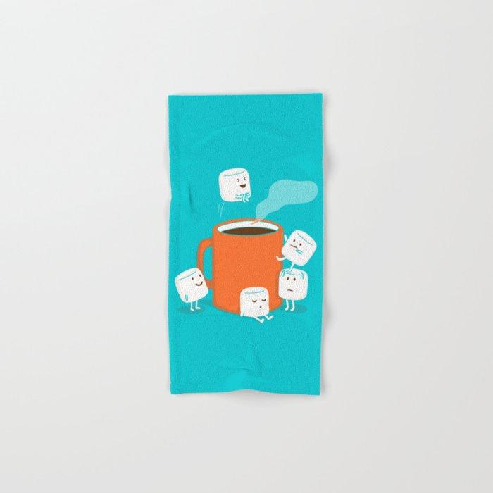 Cannonball Hand & Bath Towel