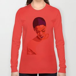 Poussey Washington Long Sleeve T-shirt