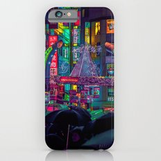 SHIBUYA NIGHTS / 渋谷 / Neon Noir Slim Case iPhone 6s