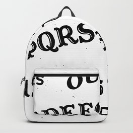 Cool ouija board good bye hocus pocus Backpack