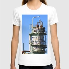 Oil Refinery T-shirt