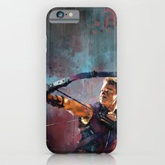 Clint Barton Slim Case iPhone 6s