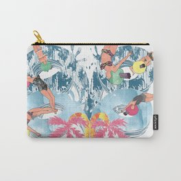 SWIM SUIT Carry-All Pouch