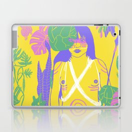 Brazilian Native Girl Laptop & iPad Skin