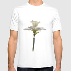 Daffodil Mens Fitted Tee MEDIUM White