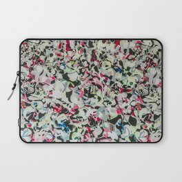 Shopping Mall Mural Laptop Sleeve