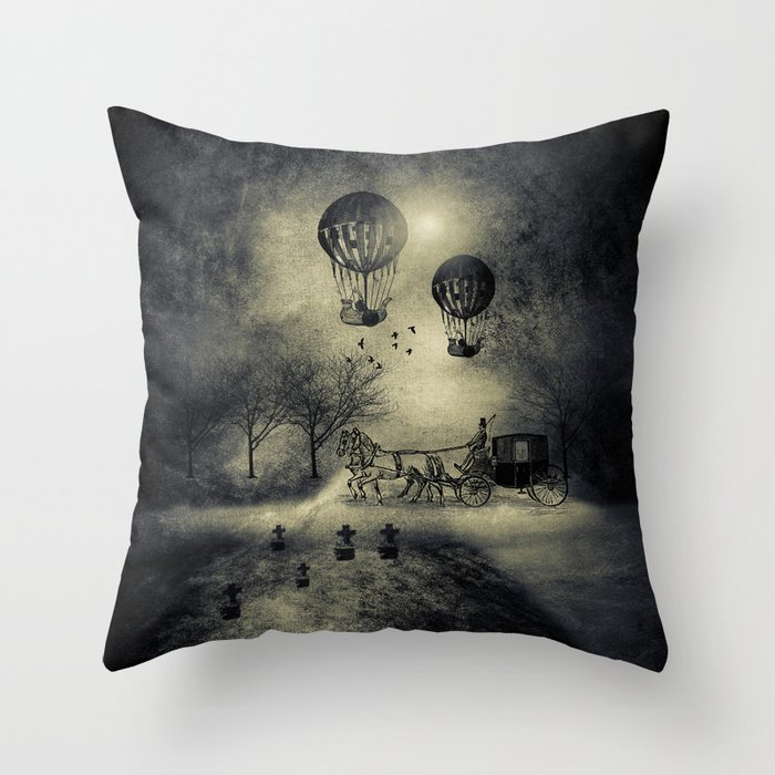 Chapter I Throw Pillow